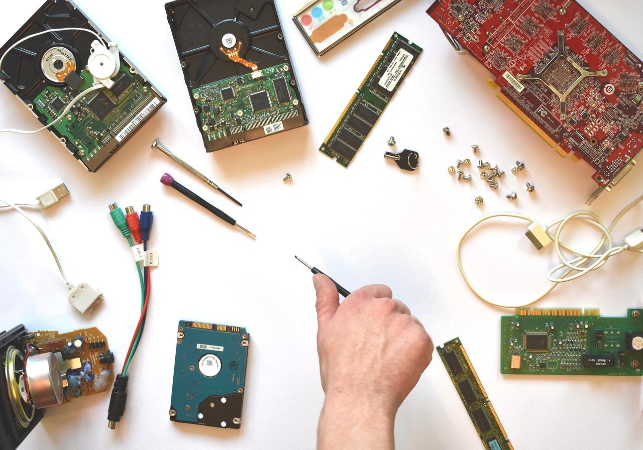Le hardware et tout ce qui lui concerne